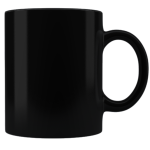 Coffee Mug – Black