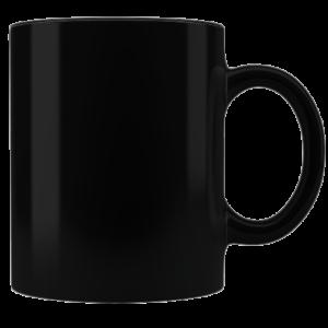 Coffee Mug – Black